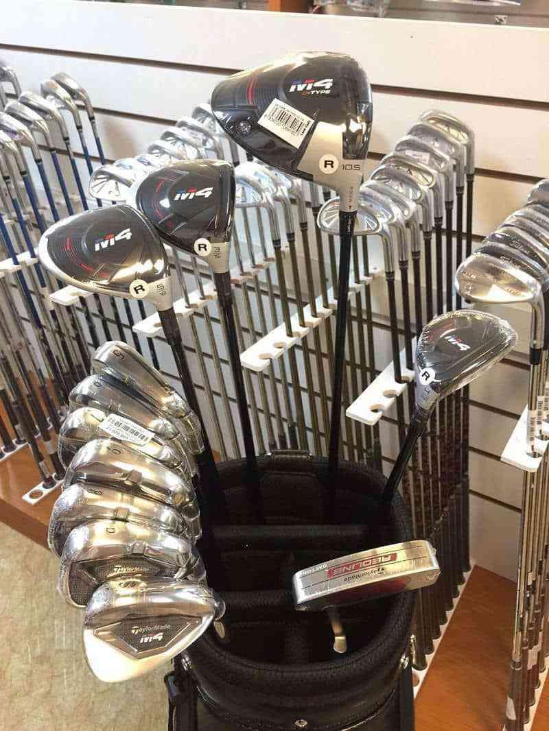 Bộ gậy golf Taylormade M4
