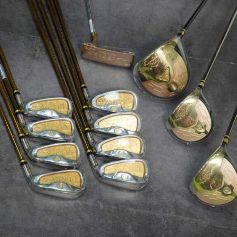Đây là bộ gậy golf được nhiều golfer săn đón để sở hữu