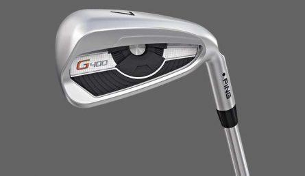 Bộ gậy golf Iron Sets Ping G400 Steel chính hãng
