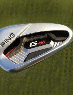 Bộ gậy golf Iron Sets Ping G410 AWT 2.0 (steel) 7 gậy
