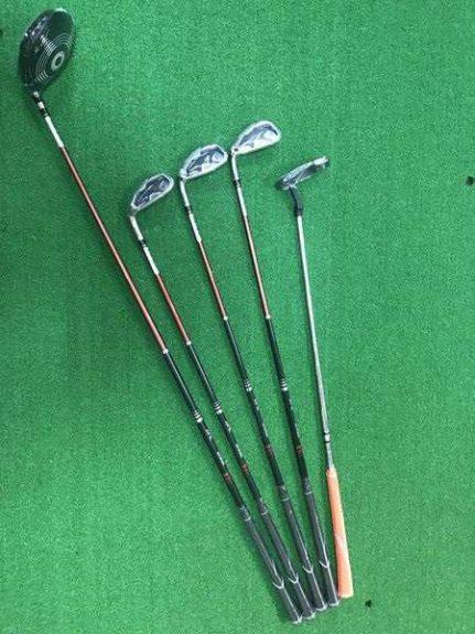 Bộ gậy tập golf PGM MTG005BGT