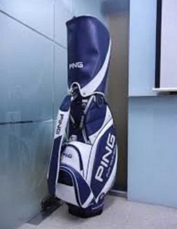 Túi gậy golf Ping BAG9086 Navy/White