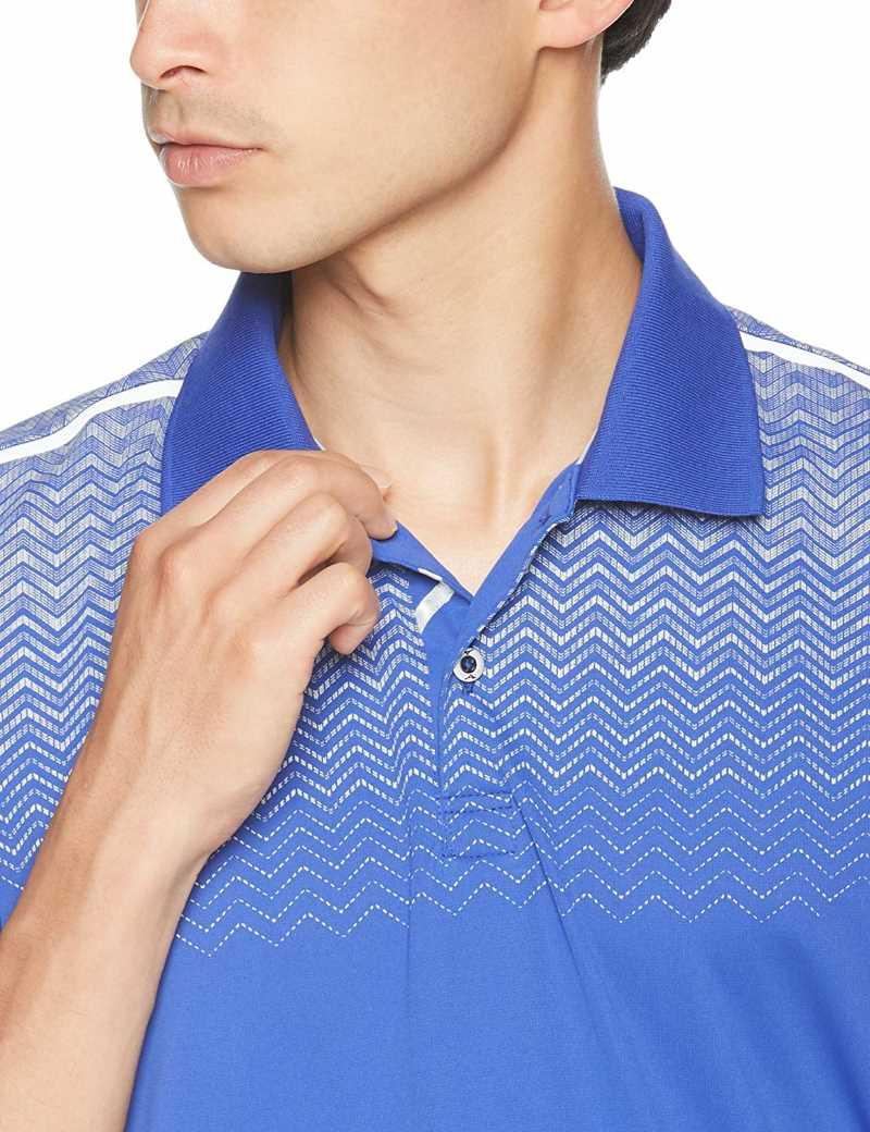 Mẫu áo có thiết kế đường kẻ ngang trước ngực tạo sự trẻ trung và năng động