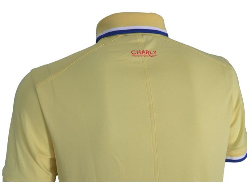 Mẫu áo được thiết kế với kiểu dáng thể thao ấn tượng