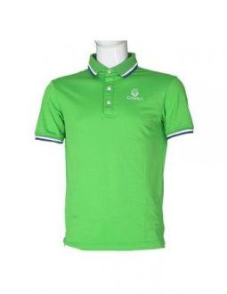 Áo golf Charly cộc tay xanh lá cây CHL-ACT1M-XL