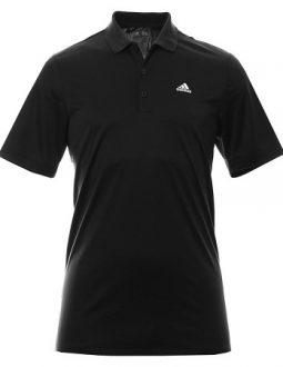 áo golf nam Adidas Climacool Performance Polo Đen