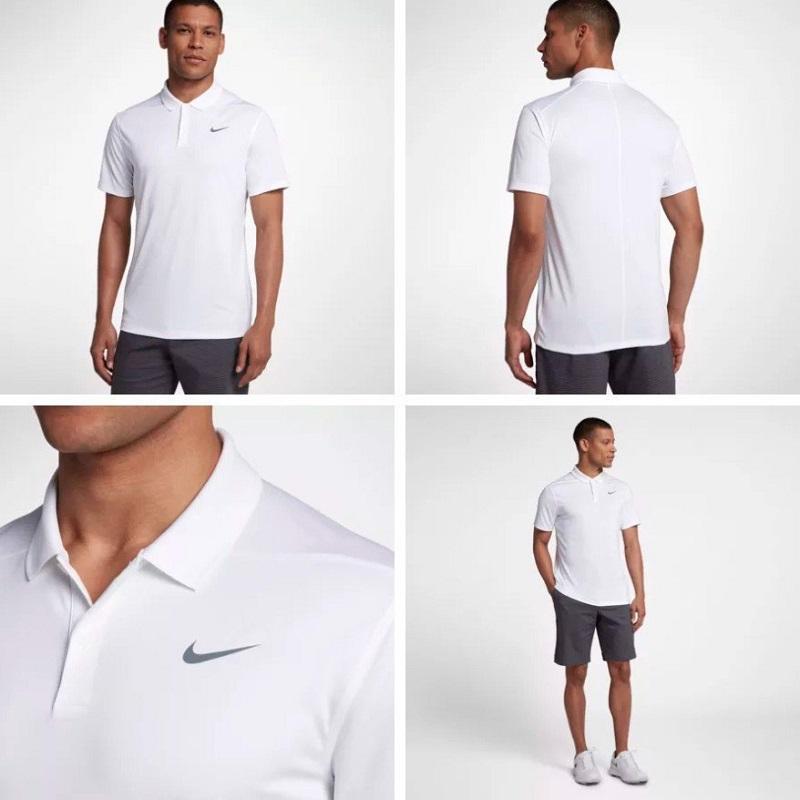 Mẫu áo Nike trắng 891856 – 100