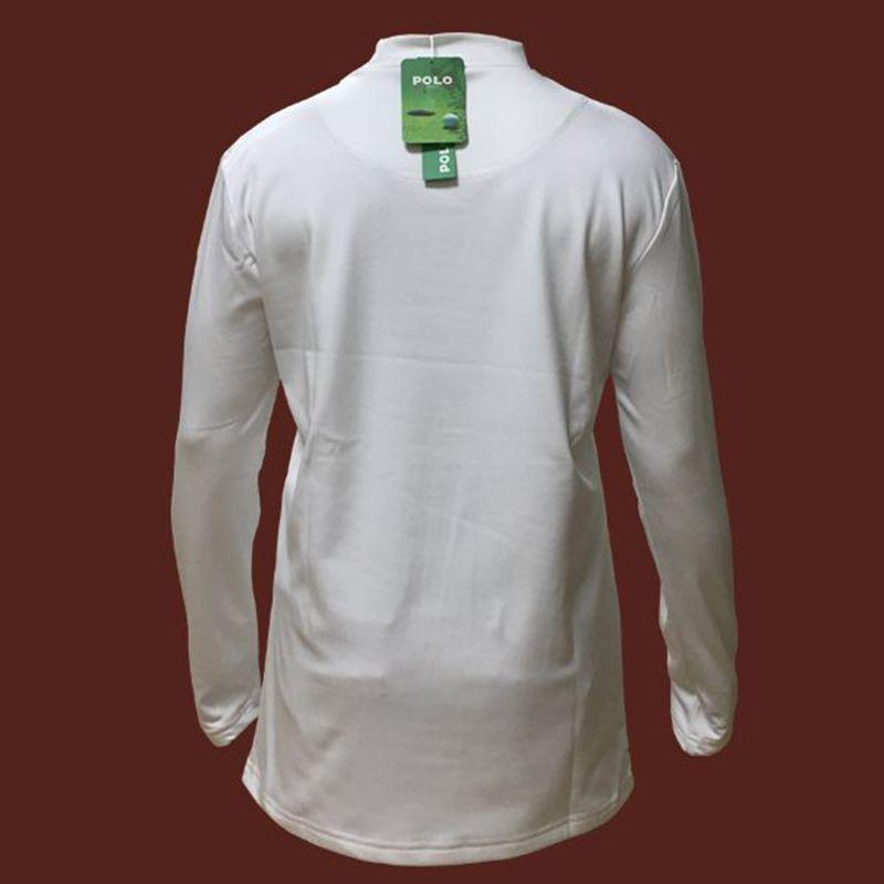 Áo dược làm từ chất liệu vải thun co dãn tốt tạo sự thoải mái cho golfer