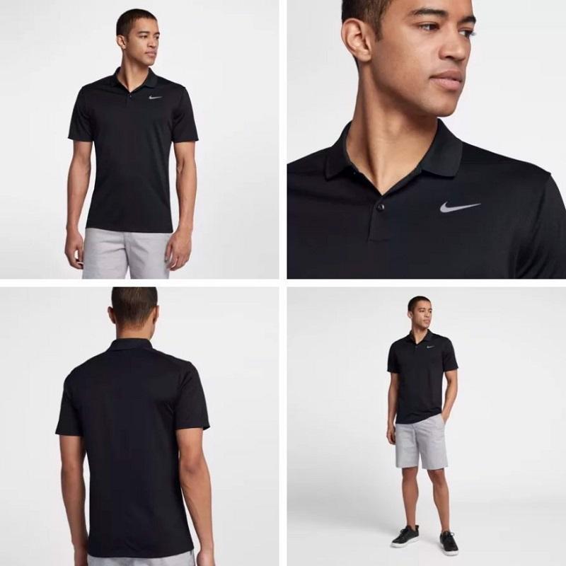 Sản phẩm thiết kế Nike Dry Victory Polo Solid