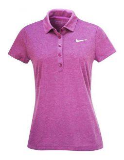Áo Chơi Golf Nữ Nike Precision Heather