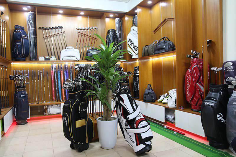 Cửa hàng bán đồ golf uy tín, chất lượng