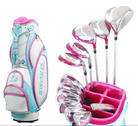 Bộ gậy golf Fullset Katana Sword (dành cho nữ)