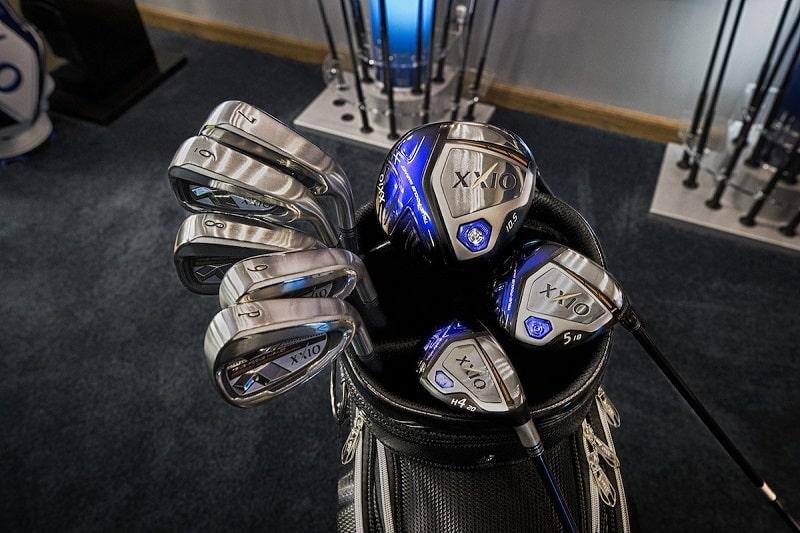Bộ gậy golf XXIO mp 1000 luôn là dòng sản phẩm được các golfer ưa chuộng nhất