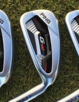 Ping G410 Irons cán Graphite đẳng cấp thời trang
