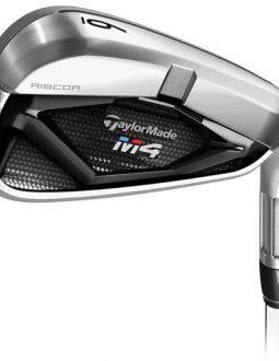 Bộ gậy golf Iron Sets Taylormade M4 (Graphite) thiết kế chắc chắn và gọn nhẹ