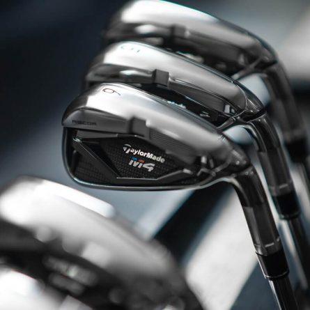 Hình ảnh bộ gậy golf Iron Sets Taylormade M4 (Graphite)