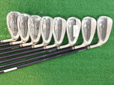 Iron Sets XXIO MP1000 là một trong những bộ golf được nhiều quý ông săn đón