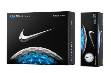Bóng Golf Nike RZN Tour Black