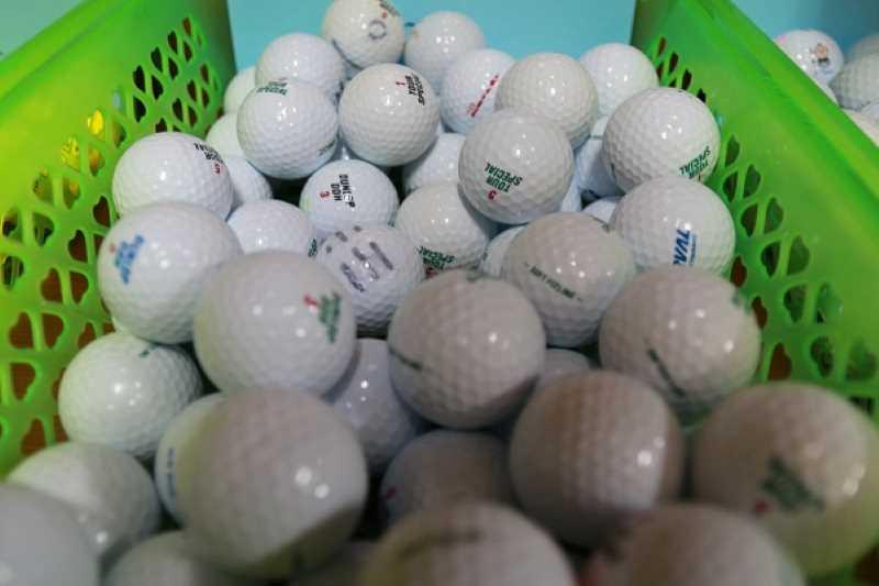 Hình ảnh bóng golf Dunlop cao cấp