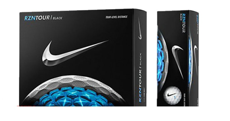 Mẫu bóng Nike RZN Tour Black