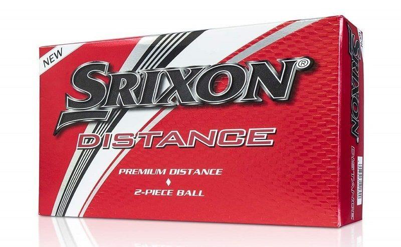 Hình ảnh vỏ ngoài của Srixon Distance