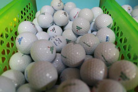 Bóng đánh golf cũ Titleist Pro V1