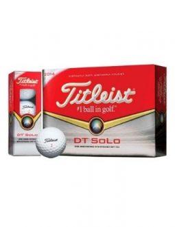 Bóng golf Titleist DT Solo