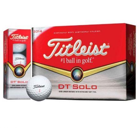 Bóng đánh golf Titleist DT Solo