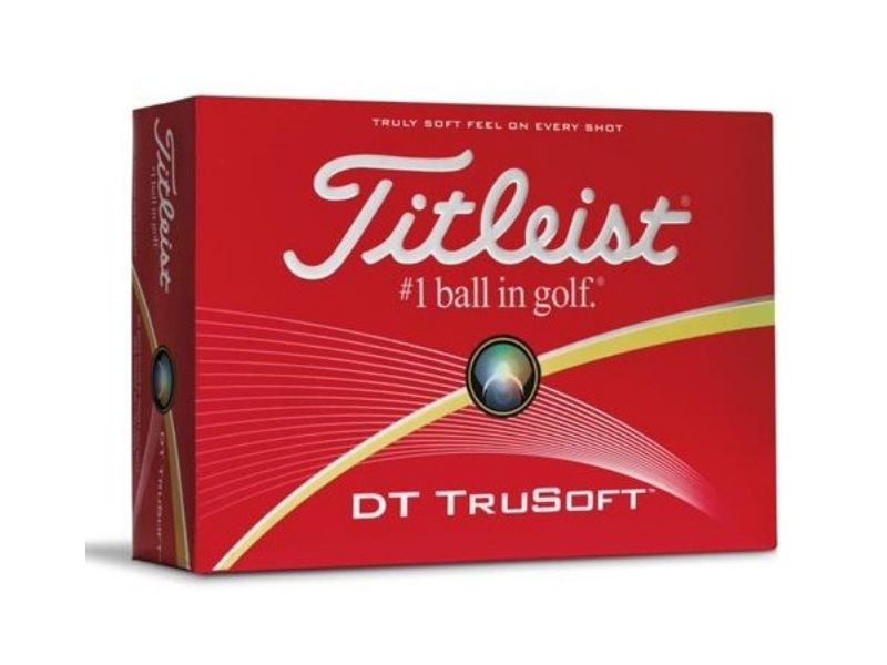 Bóng golf Titleist DT TruSoft