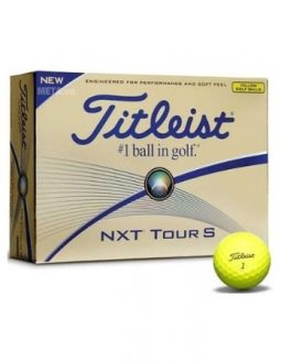Bóng golf Titleist NXT TOUR SOFT 2016