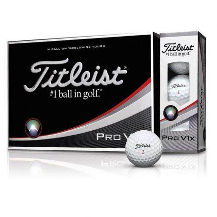 Bóng chơi golf Titleist PRO V1 X DZ 2017