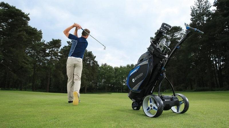 Golf buggy là gì Một loại xe chuyên dùng để chở đồ, phụ kiện trên sân golf