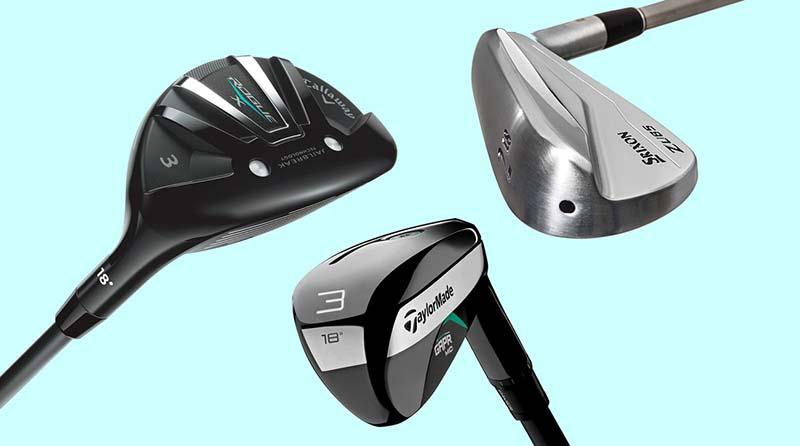 Tìm hiểu về các loại gậy golf - Hybrid