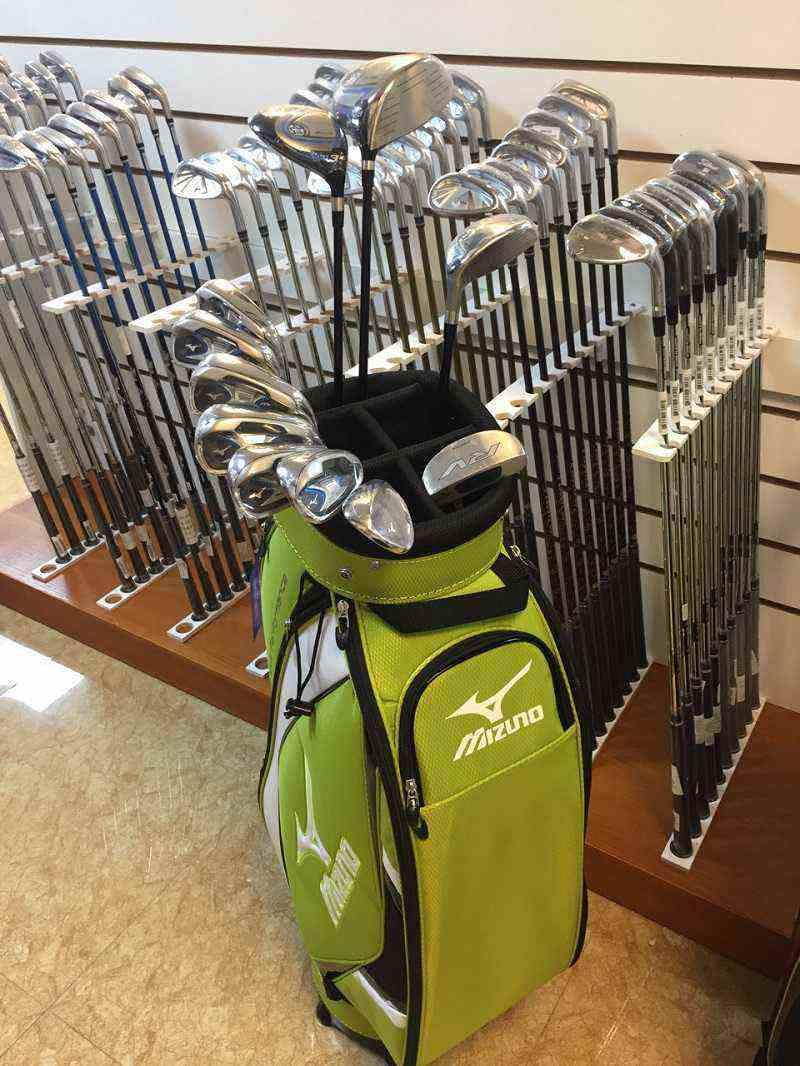 Bộ gậy golf Mizuno fullset kèm túi gậy