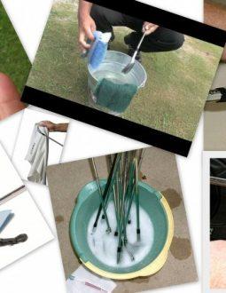 Cách bảo quản gậy golf tốt nhất