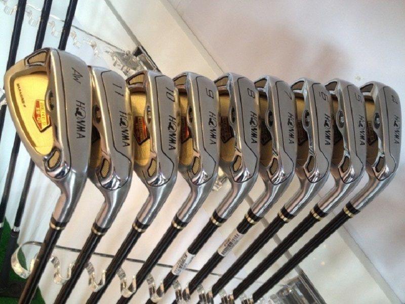 Người mới chơi cũng cần biết rõ cách chọn gậy golf riêng biệt