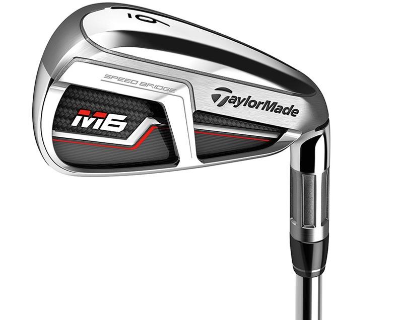 Nam giới chơi golf lâu năm nên chọn những cây gậy cứng của TaylorMade