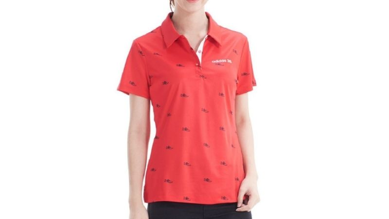 Nữ giới có rất nhiều mẫu áo golf thời thượng