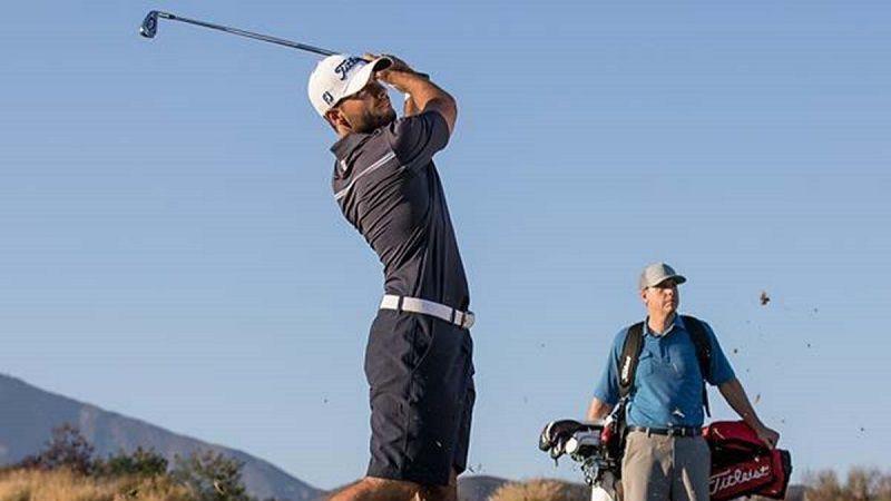 Cách đánh gậy golf Iron với cú fade