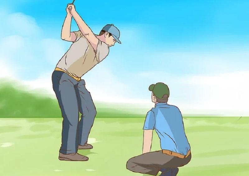 Nên tham gia khóa học golf