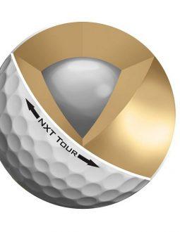 cấu tạo bóng golf
