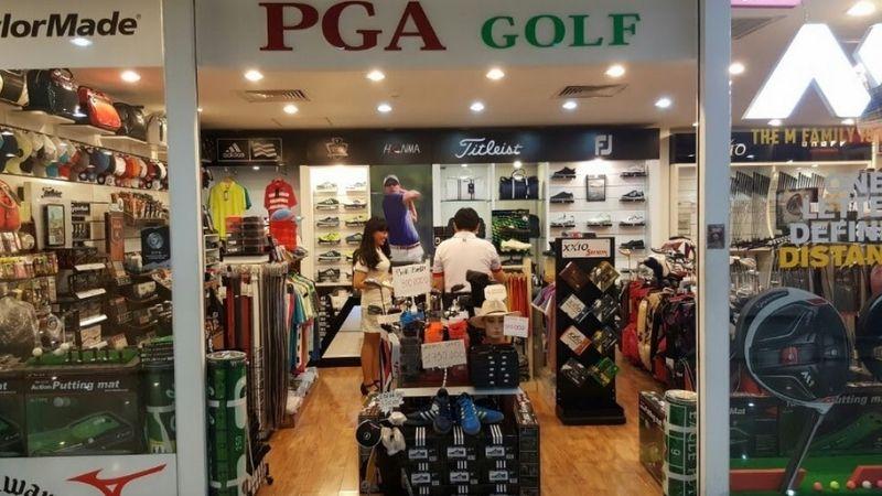 Cửa hàng PGA Golf