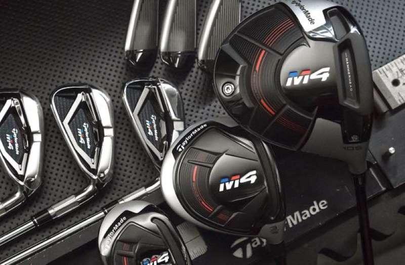Bộ gậy golf Taylormade M4 ở cửa hàng bán đồ golf tại TPHCM -Golfsport shop