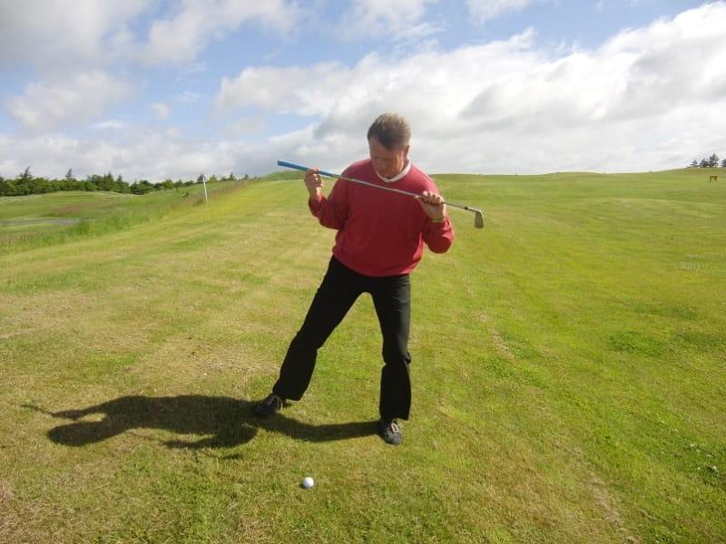 Các bước đánh golf cơ bản
