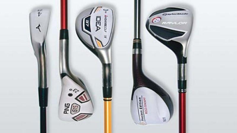 Gậy Hybirds là một chiếc gậy golf cơ bản ai cũng cần có