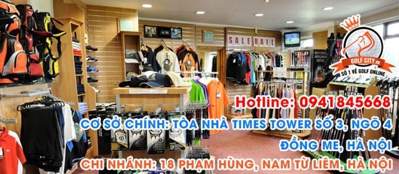 Golfcity - Địa chỉ bán gậy Iron sets chất lượng tại Việt Nam