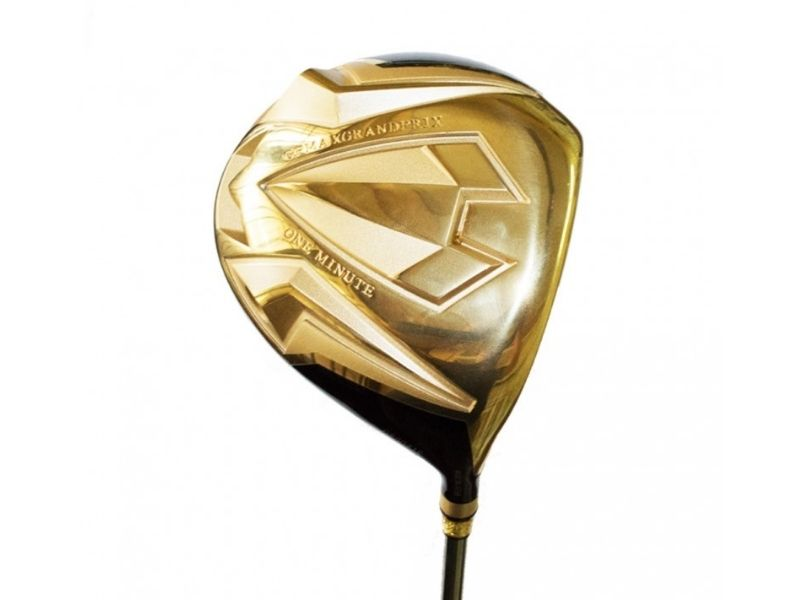 Gậy golf Driver Grand Prix One Minute Gold