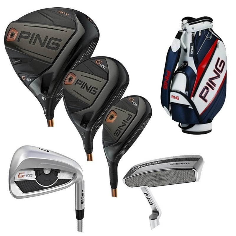 Gậy golfDriver Ping G400