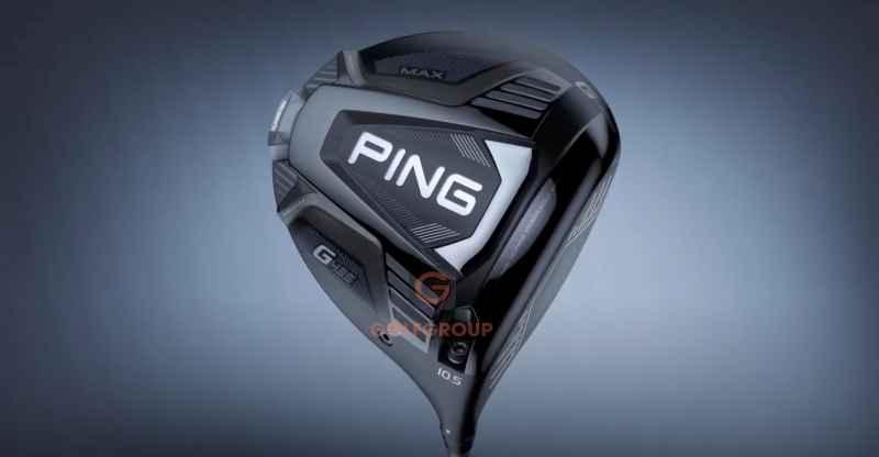 Hình ảnh dòng gậy Driver Ping G425 với những cải tiến vượt trội
