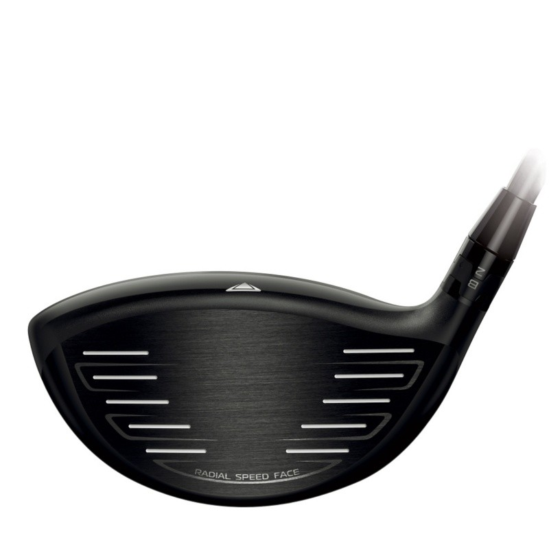 Nhiều điểm chi tiết trên mặt gậy đã được điều chỉnh thích hợp hơn với nữ golfer
